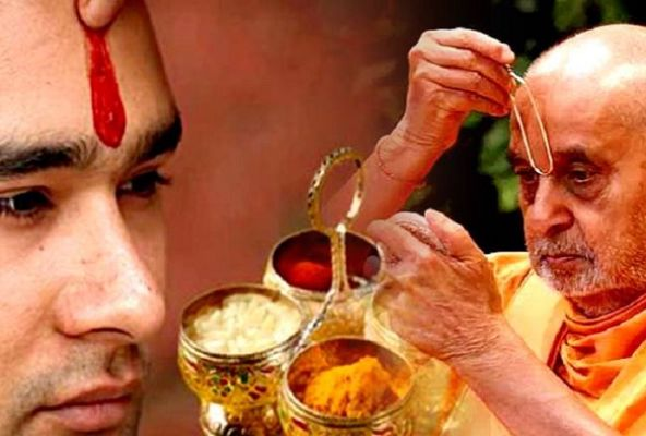 Significance of Tilak or Bindi in Hinduism