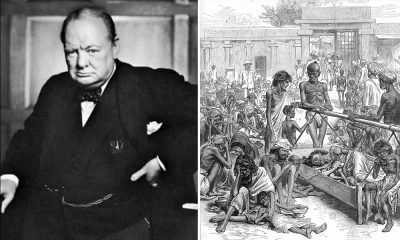 British Induced Indian Holocaust resulted in 85 million deaths