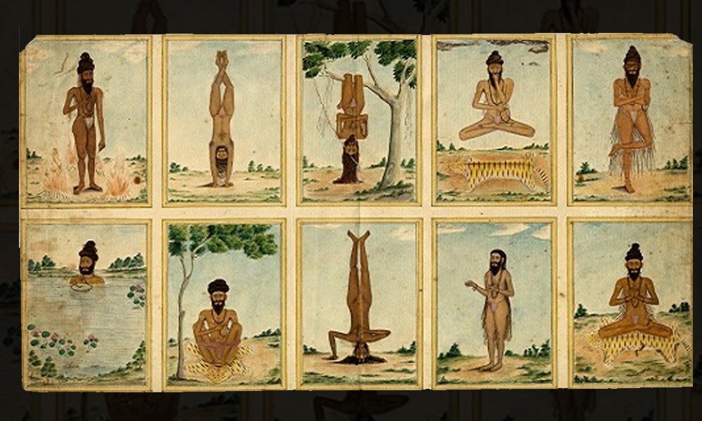 Definitions of Different forms of Yoga
