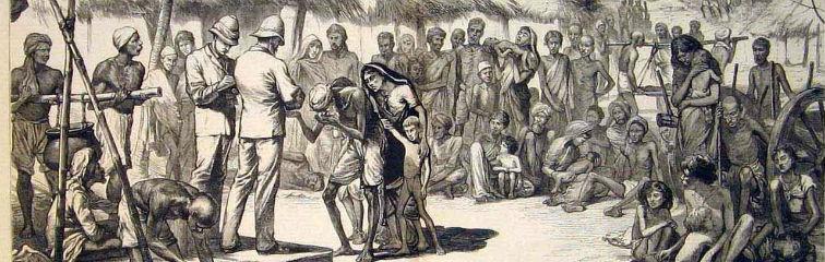 British Induced Indian Holocaust