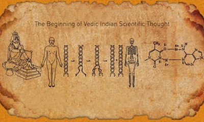 The Beginning of Vedic Indian Scientific Thought