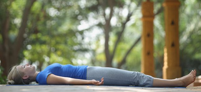 It is recommended that, for the first few times, you practice yoga nidra is a class environment with a teacher to give directions. Then you will understand the purpose of the technique more fully and will be better acquainted with the method of practising each stage. If you do not have access to a yoga teacher, try to obtain a class recording.