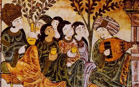 hindu in arab literature