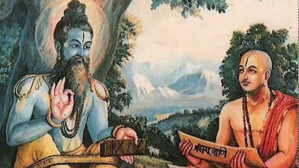Vyasa is perhaps the greatest sage in the history of Hindu religion. He edited the four Vedas, wrote the 18 Puranas, the epic Mahabharata and the Srimad Bhagavata and even taught Dattatreya, who is regarded as the 'Guru of Gurus.'