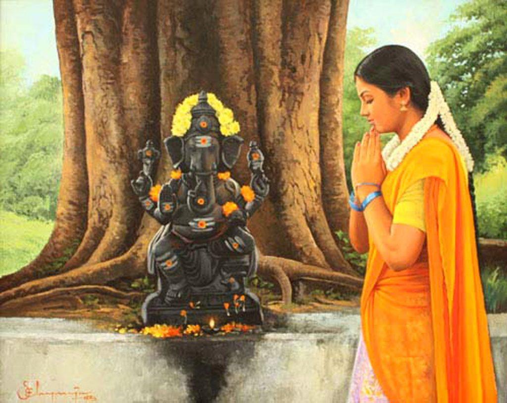 namaste hinduism