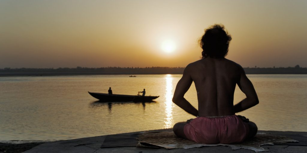 shrinking spirituality of India