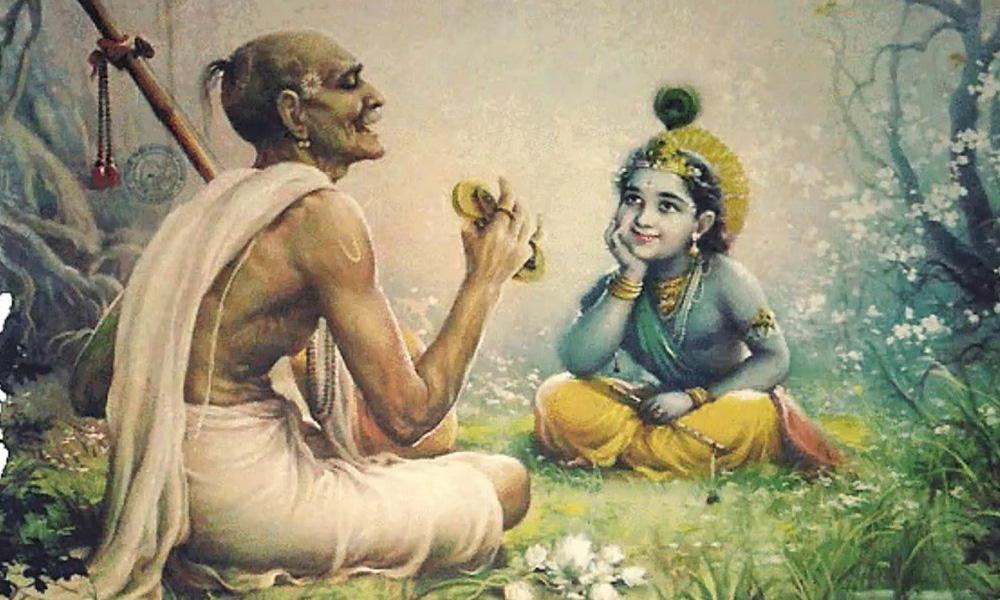 Sant Surdas - The Devotee of Shri Krishna