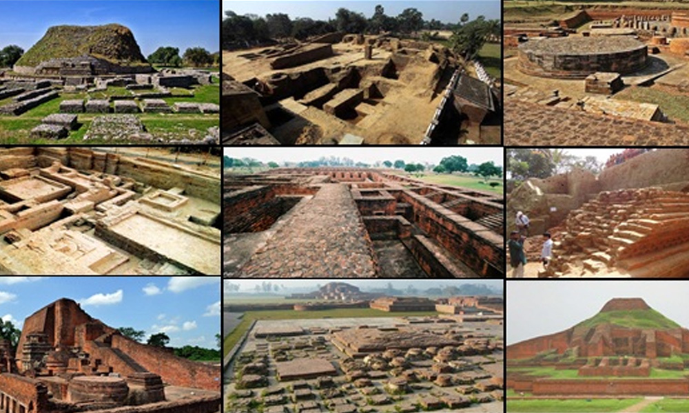 Seven Universities Of Ancient India
