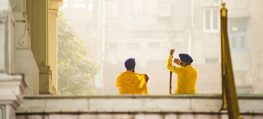 Sikhism - Five vices to stay away from