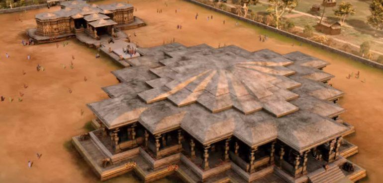 Thousand Pillar Rudreshwar Temple of Warangal