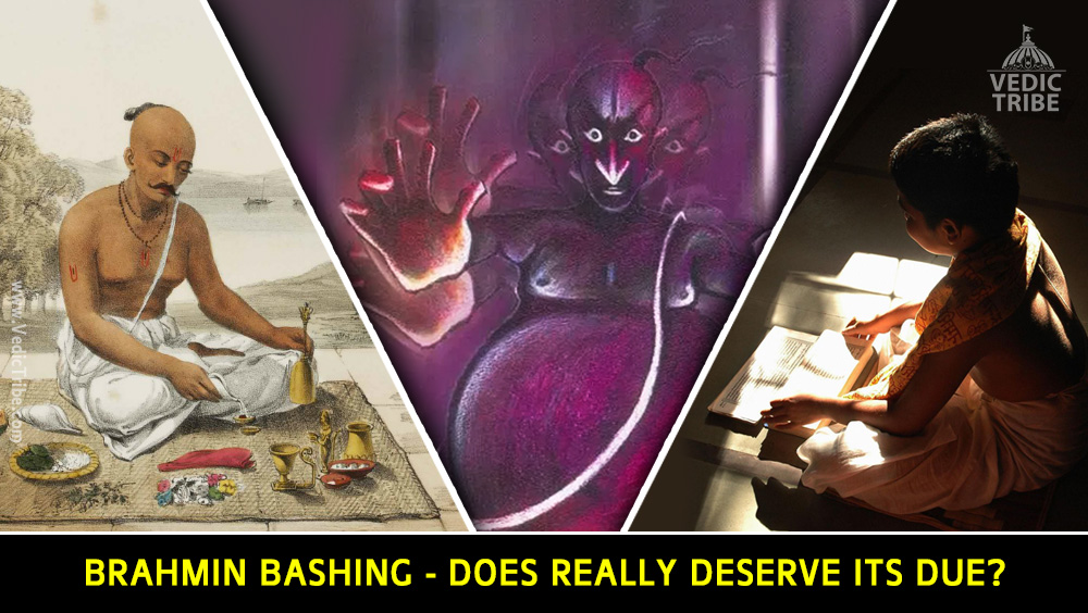 Brahmin Bashing - Does really deserve its due