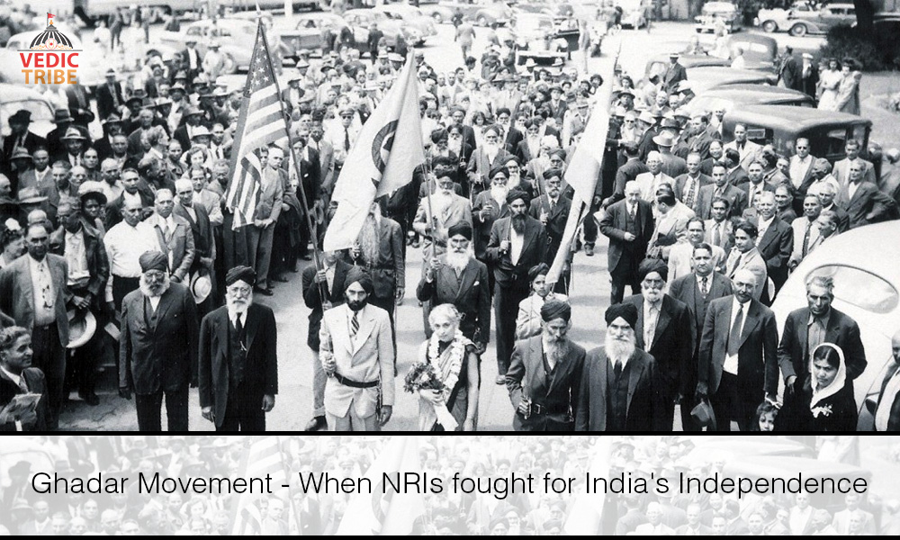 Ghadar Movement - When NRIs fought for India's Independence