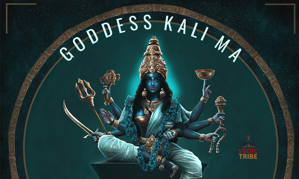 Goddess Ma Kali - The most misunderstood Hindu Goddesses