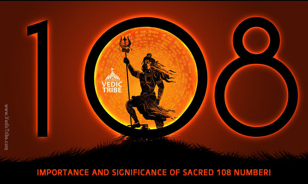 Importance and significance of sacred 108 number