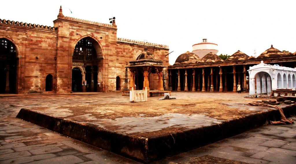 Jami Masjid at Malan, Palanpur Taluka, Banaskantha District of Gujarat:
