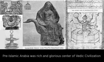 Pre-Islamic Arabia was rich and glorious center of Vedic civilization