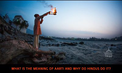 What is the meaning of Aarti and why do hindus do it