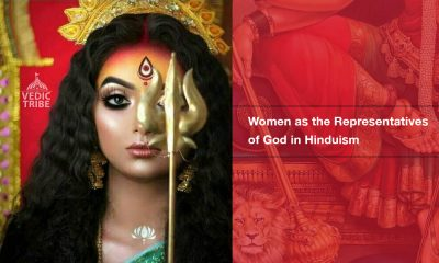 Women as the Representatives of God in Hinduism