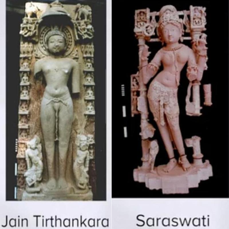 fatahpur sikri-hindu statues