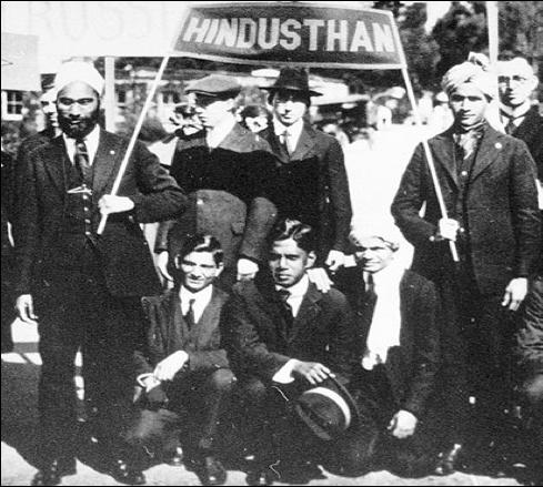 ghadar movement