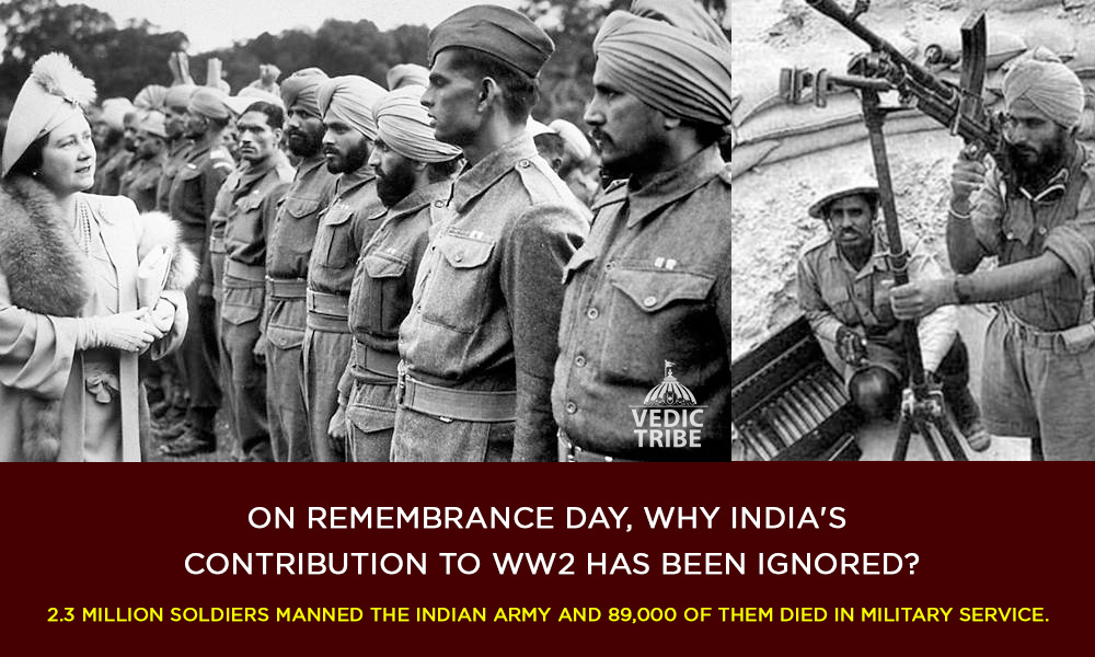 indian contribution to ww2