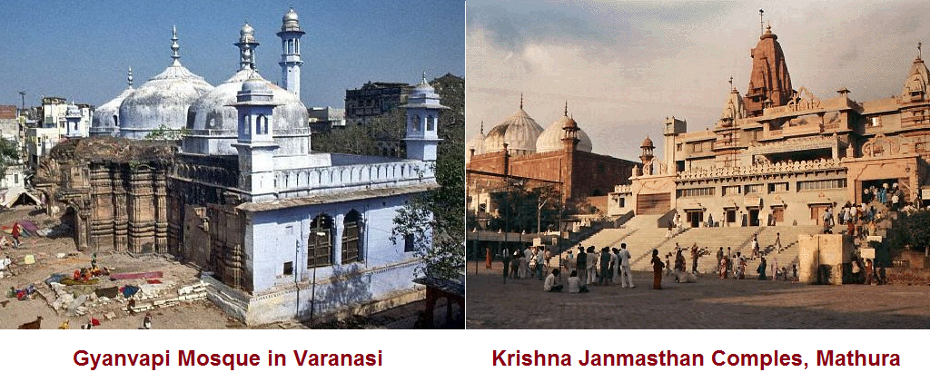Destruction of Hindu Temples by Islamists is just tip of an iceberg