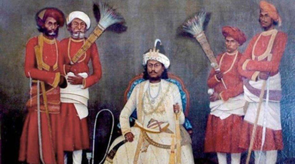 Nawab Ibrahim Mohammad Yakut Khan II of Sachin (1833-1873) (Source: Wikimedia Commons)