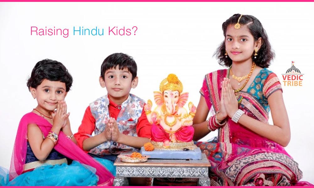 raising hindu kids