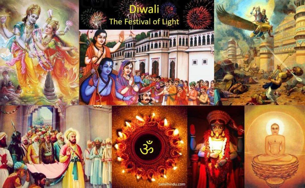 reasons to celebrate diwali