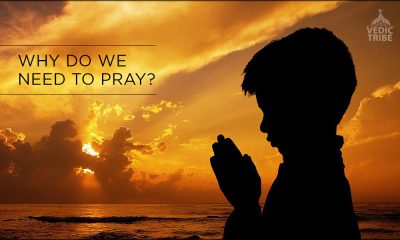 why do we need to pray