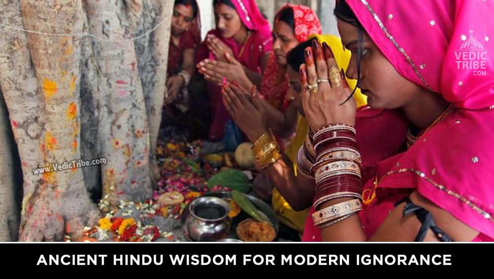 Ancient Hindu Environmental Wisdom for Modern Ignorance