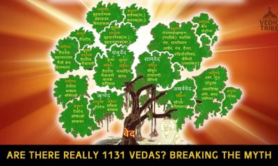 Are there really 1131 Vedas - Breaking the myth