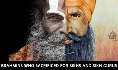 Brahmins who Sacrificed for Sikhs and Sikh Gurus