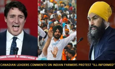 "Canadian leaders comments on Indian farmers protest ""ill-informed"" MEA Spokesperson"