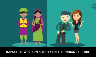 Impact of Western Society on the Indian Culture