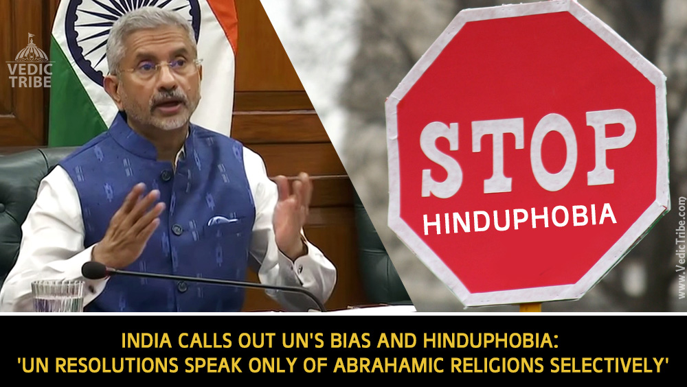 """India has called on the UN to take a direct stand against Hinduphobia and violent bigotry targeting the Sikhism and Buddhism. """"This August body fails to acknowledge the rise of hatred and violence against Buddhism, Hinduism and Sikhism,"""" Ashish Sharma, a First Secretary in India's UN Mission, told the General Assembly on Wednesday during a debate on the culture of peace. """"We fully agree that anti-Semitism, Islamaphobia and anti-Christian acts need to be condemned and India firmly condemns such acts,"""" he said while referring to the draft resolution on the """"Freedom of Religion or Belief""""."""