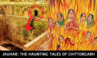 Jauhar: The Haunting Tales of Chittorgarh