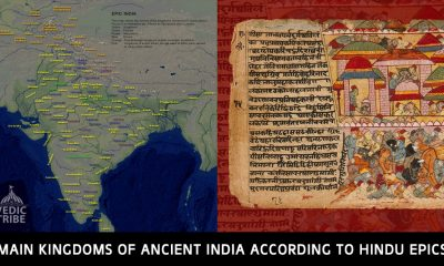 Kingdoms of Ancient India according to Hindu Epics