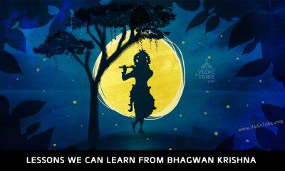 Lessons we can learn from Bhagwan Krishna