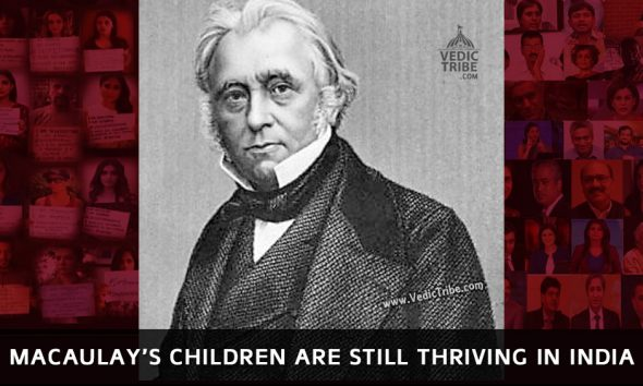 Macaulay's Children are still thriving in India