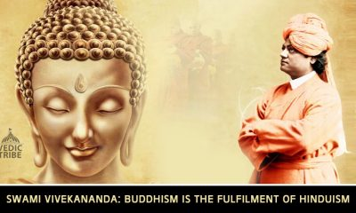 Swami Vivekananda Buddhism is the fulfilment of Hinduism