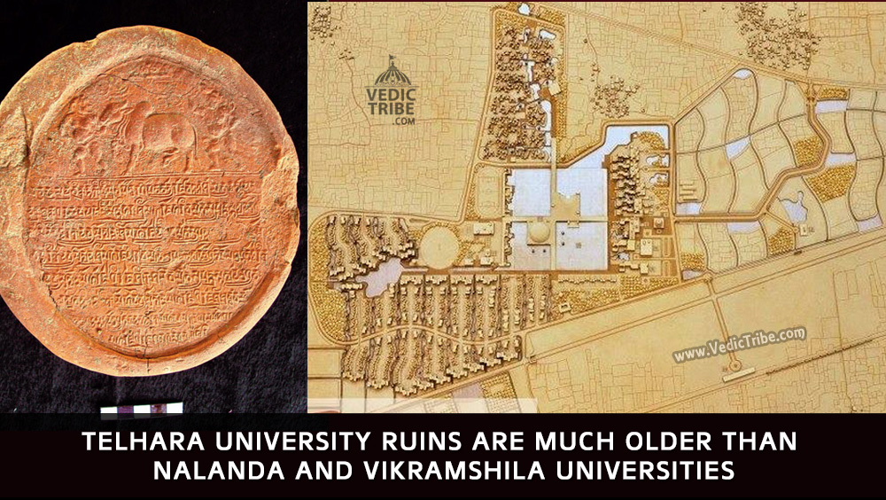 Telhara University - Older than Nalanda, Vikramshila Universities