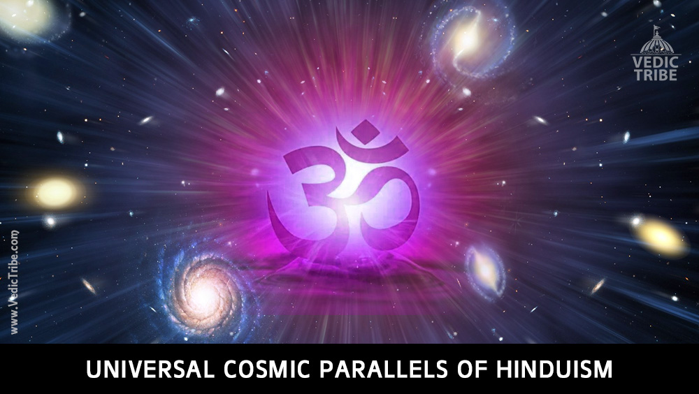 Universal Cosmic Parallels of Hinduism
