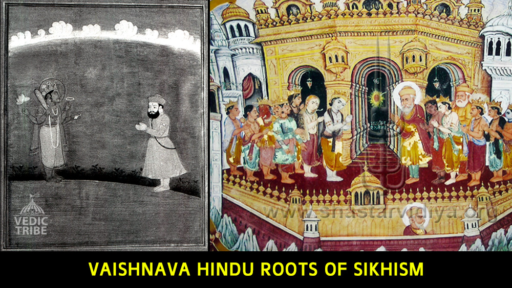 Vaishnava Hindu Roots of Sikhism