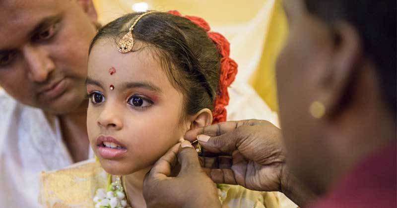 Karnavedha Sanskar - Importance of Ear Piercing in Hinduism