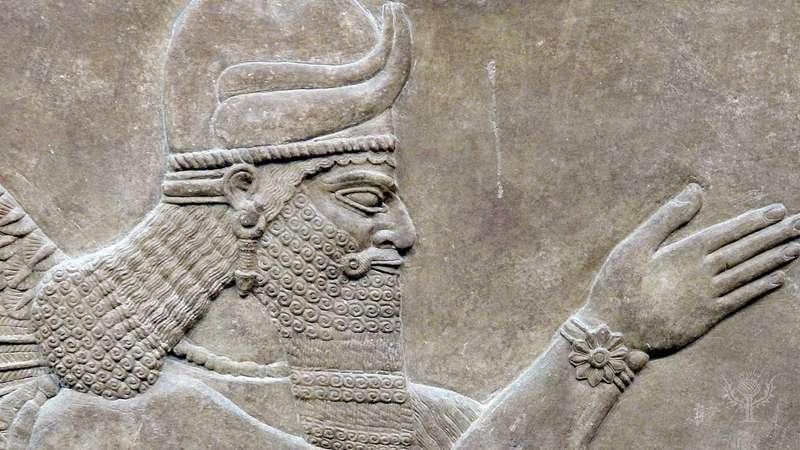 Vedic Mesopotamia