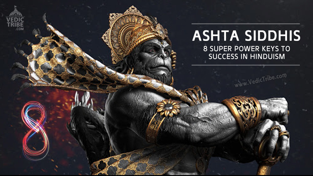 Ashta Siddhis 8 Super Power Keys to Success in Hinduism