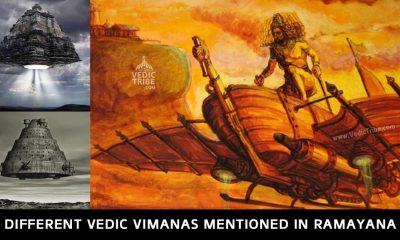 Different Vedic Vimanas Mentioned in Ramayana