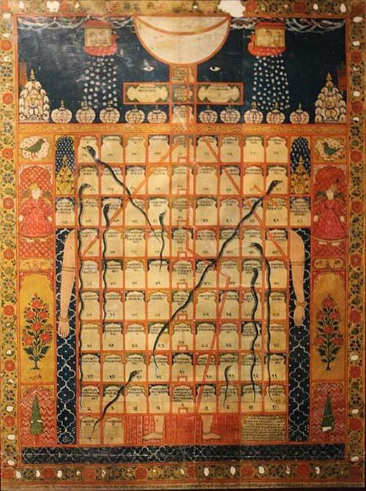 Gyan-Chaupar-board