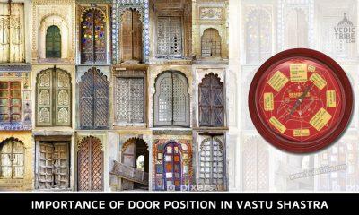 Importance of Door position in Vastu shastra